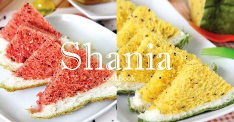 哇賽! 這可愛的西瓜居然是用土司製做出來的? 辣媽Shania獨家公開祕密麵包食譜