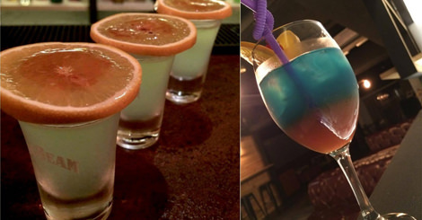 【Cafe Bar】TABOO PLUS+台北深夜酒吧五種女性最愛調酒,把妹約會一定要記住