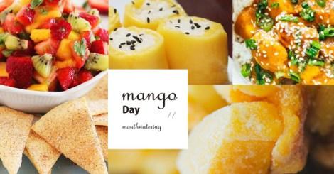原來現在流行這樣吃芒果! 你不能不知道的芒果新鮮模樣