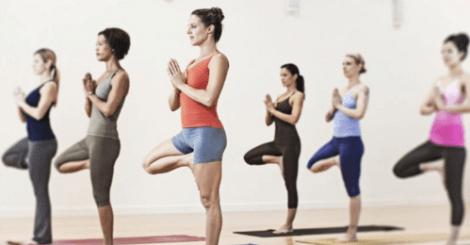 【生活】生活壓力大,簡易瑜珈能讓你紓壓