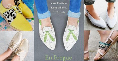 平底鞋當道!女生們最愛不釋腳的5種平底鞋