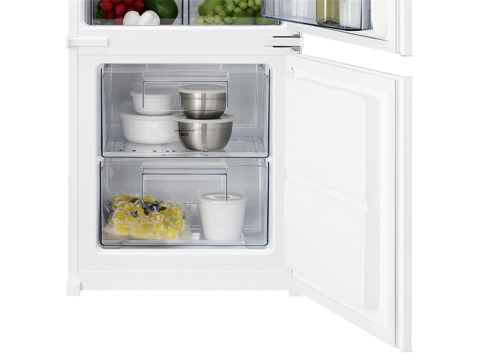 Aeg Kühlschrank Gefrierkombination : Einbau kühl gefrierkombination aeg scb ls a einbau