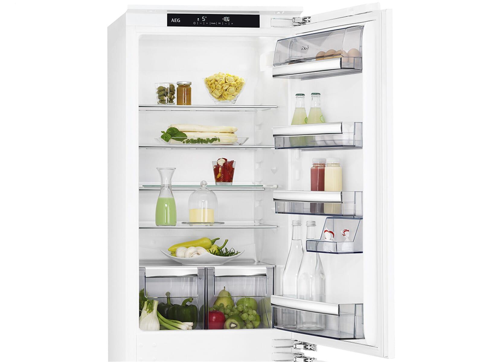 Aeg Kühlschrank Gefrierkombination : Aeg kühl und gefrierkombination aeg rcb nx santo edelstahl