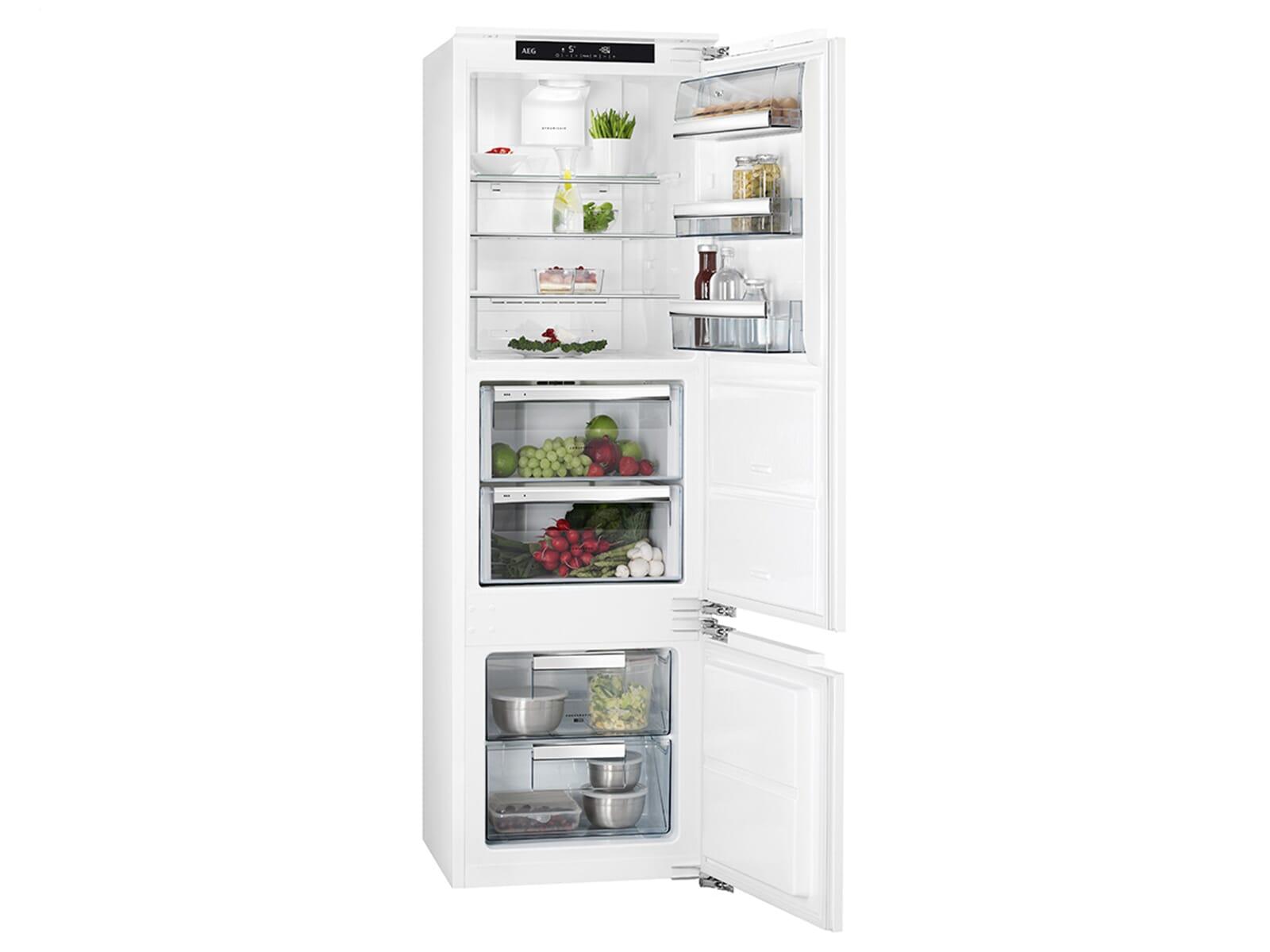 Retro Kühlschrank Pelgrim : Kombi kühlschrank smeg rf376lsix preisvergleich kühl gefrier kombi