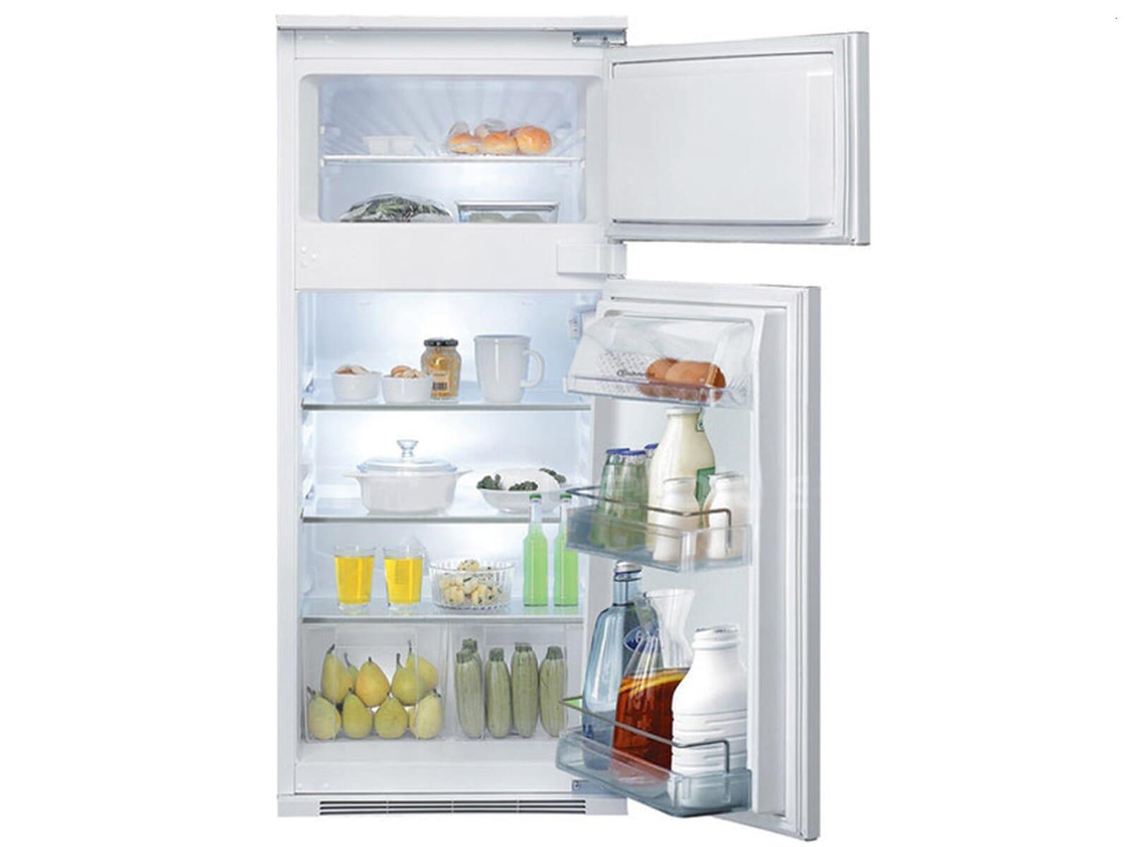Miniküche Mit Kühlschrank Bauknecht : Küche kühlschrank einbauen kühlschrankumbauschrank venedig incl