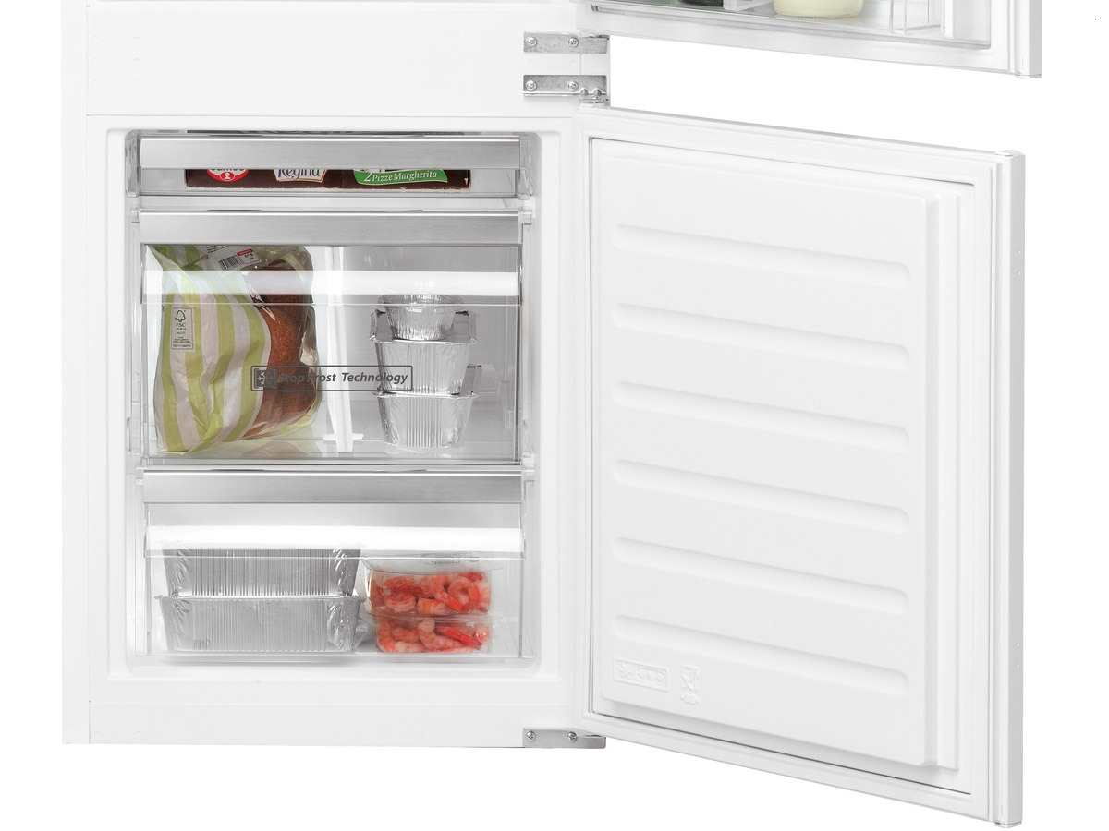 Kühlschrank Kombi : Einbau kühlschrank kombi respekta stand kühl gefrierkombination
