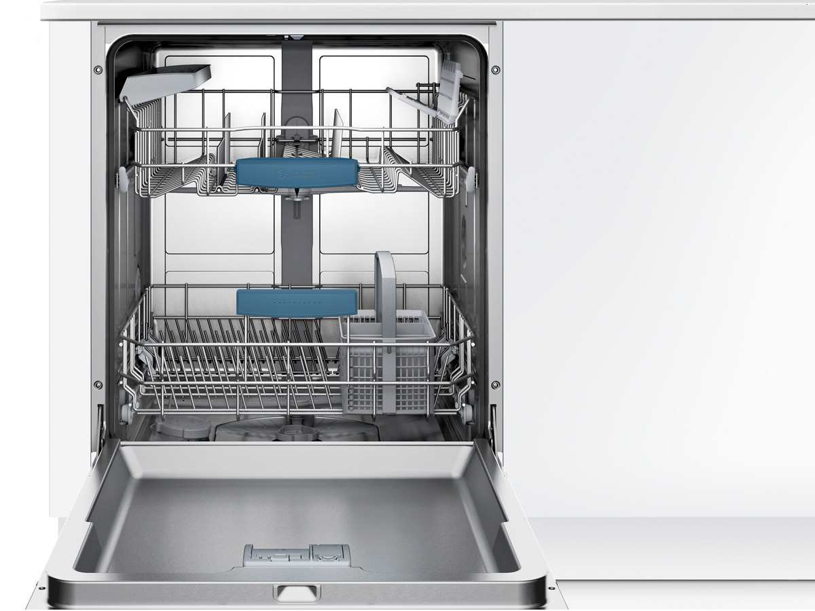 Bosch Smu63m85eu Unterbau Geschirrspüler Edelstahl Ebay