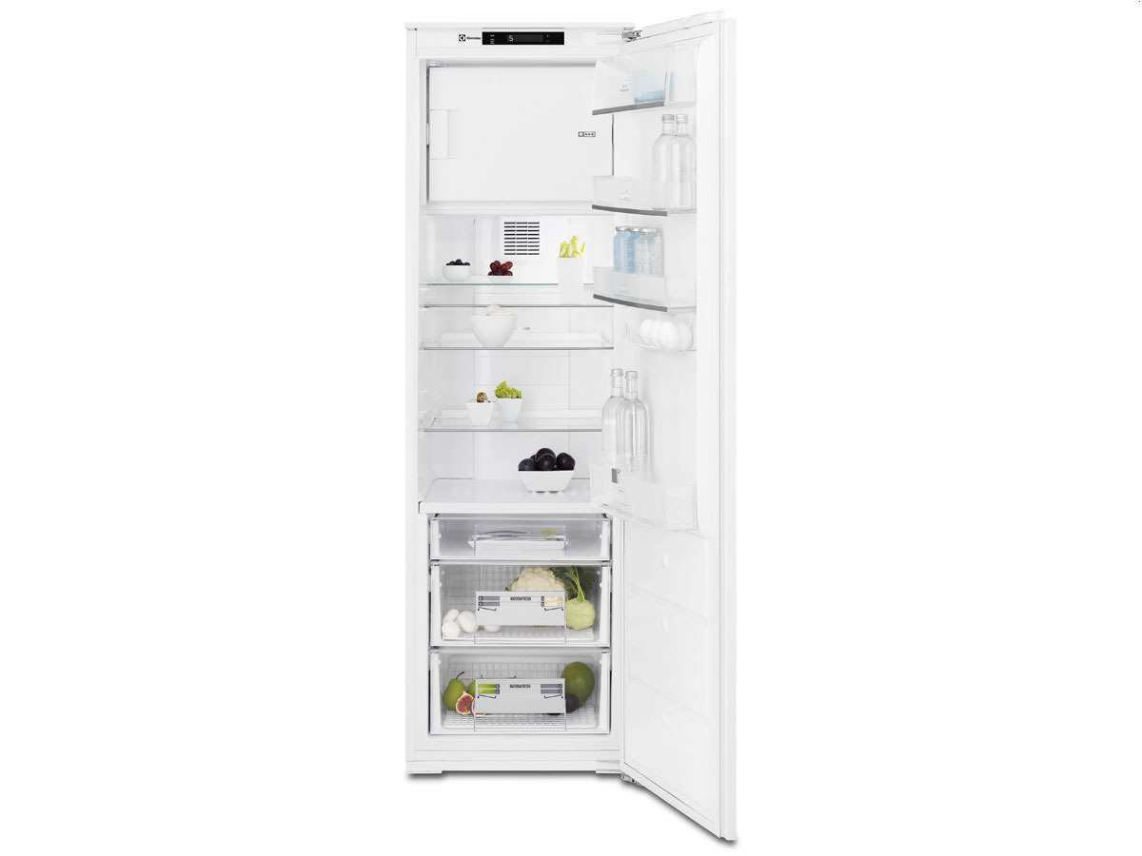 Aeg Kühlschrank Biofresh : Einbaukühlschrank cm einbau kühl gefrierkombination a