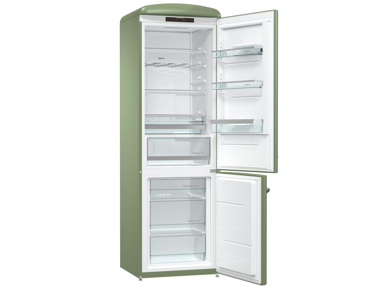Gorenje Kühlschrank Abtauen : Gorenje retro kühlschrank abtauen gefrierschrank abtauen u so