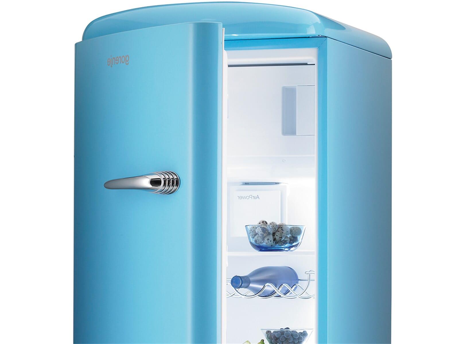 Gorenje Kühlschrank Mint : Kühlschrank retro blau retro kühlschränke liegen voll im trend
