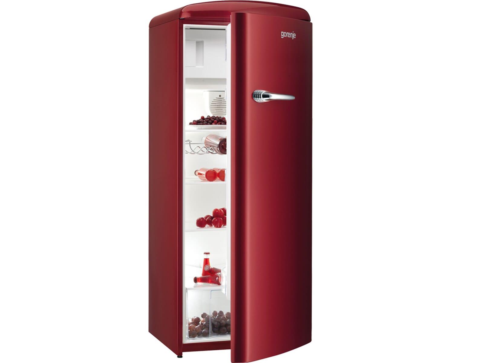 Retro Kühlschrank Billig : Kühlschrank retro günstig ᐅ retro kühlschrank smeg fab rr rot