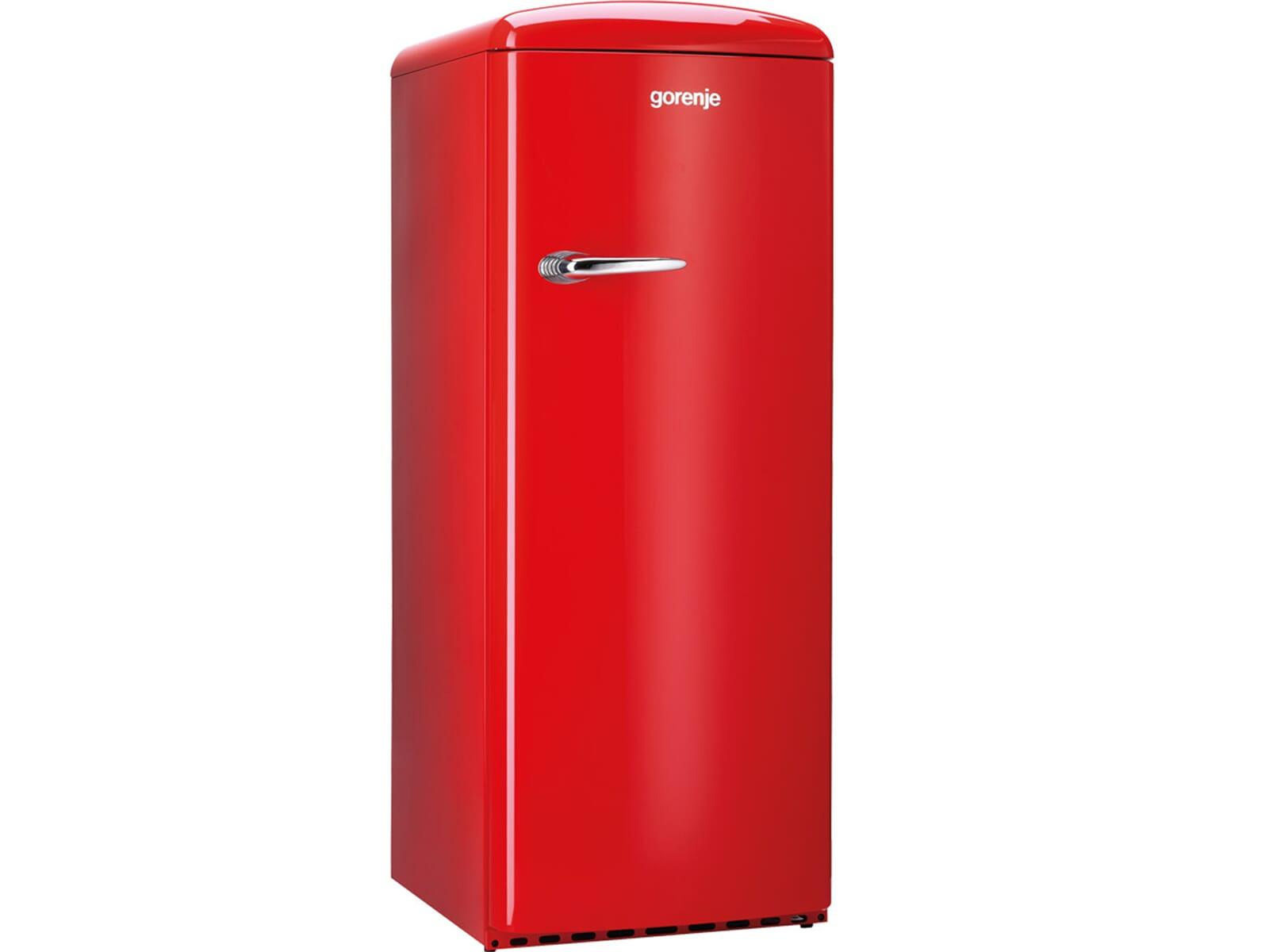 Retro Kühlschrank Gorenje : Retro kühlschrank mit gefrierfach blau elektro großgeräte von