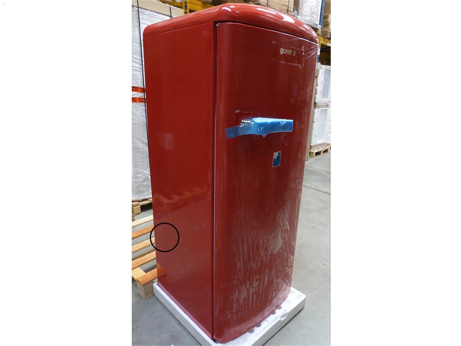 Gorenje Kühlschrank Ohne Gefrierfach : Retro kühlschrank ohne gefrierfach gorenje orb xl