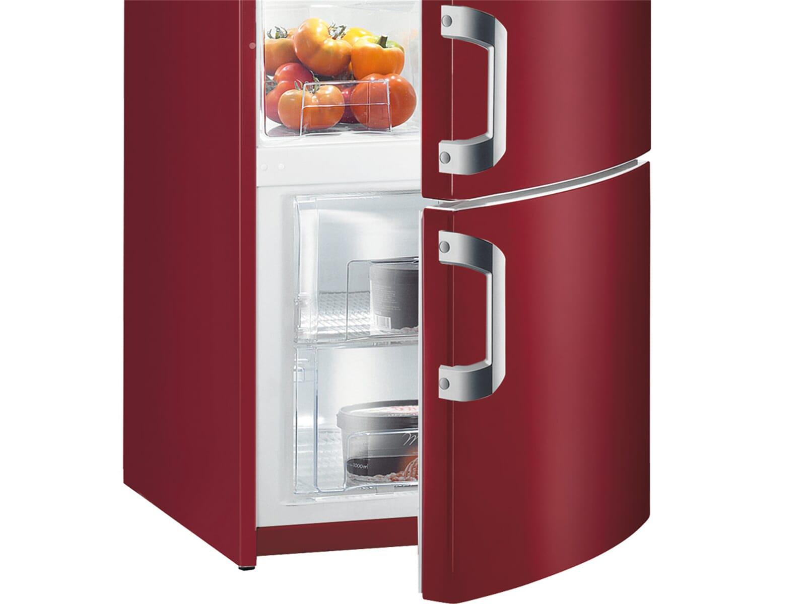 Retro Kühlschrank Testsieger : Gorenje r brd kühlschrank test