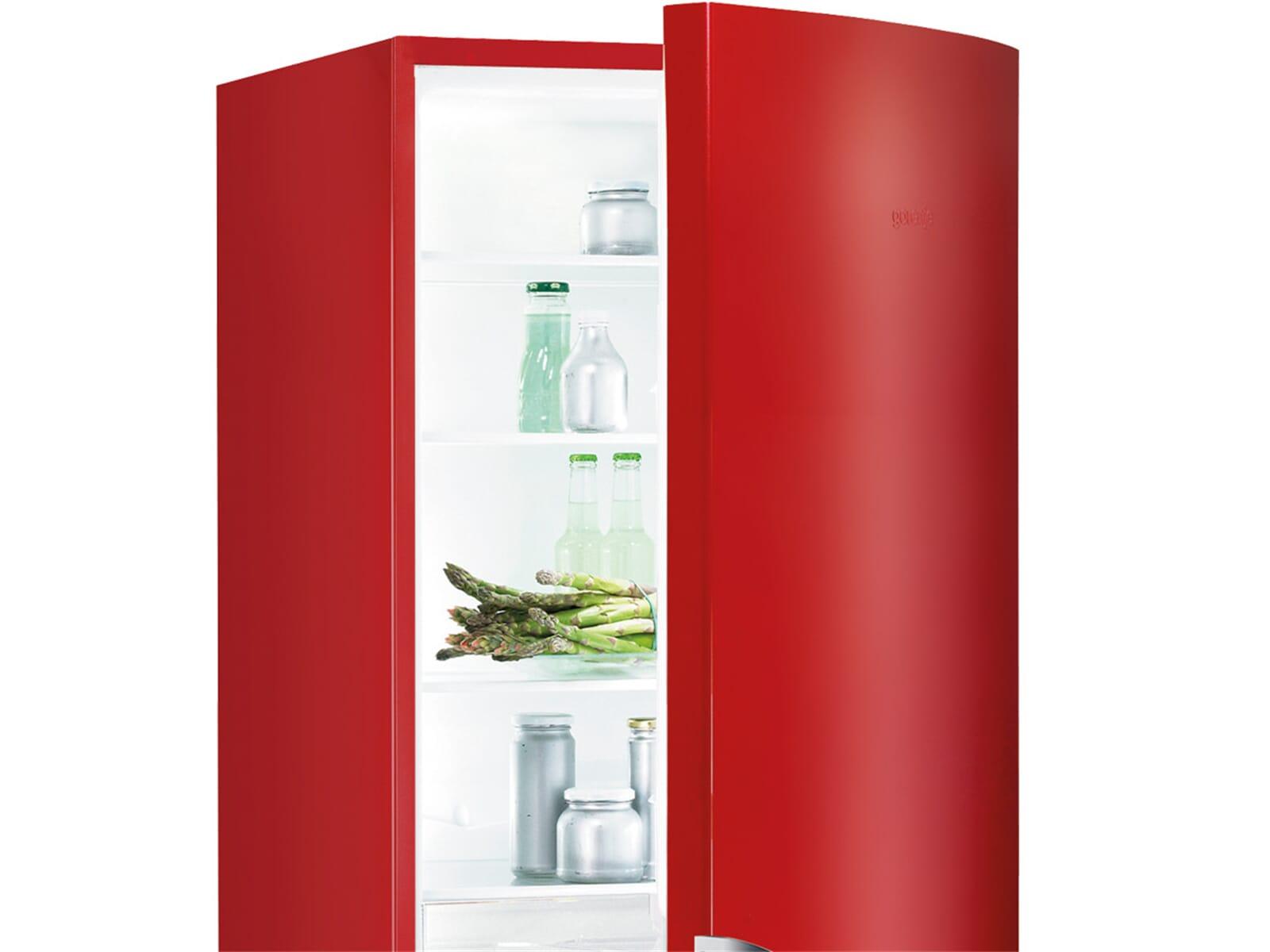 Retro Kühlschrank Notebooksbilliger : Gorenje kühlschrank gefrierkombination kühl gefrierkombination