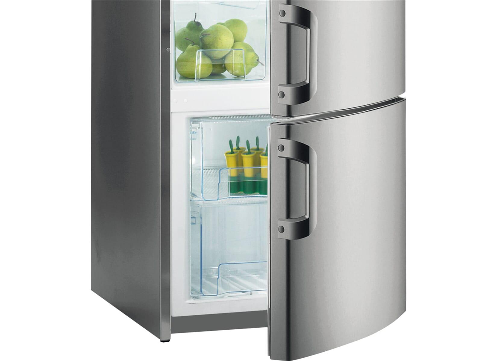 Gorenje Kühlschrank Rk 61620 X : Kühl gefrier kombi stand kühl gefrier kombination gorenje rk
