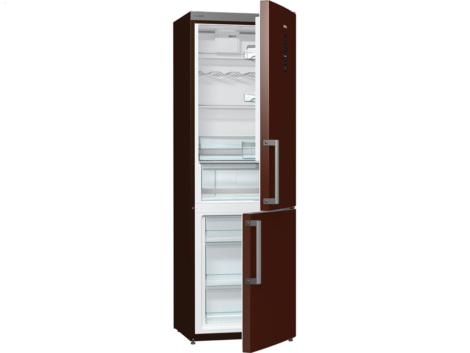 Gorenje Kühlschrank Vw Bulli Kaufen : Gorenje obrb r kühlschrank mit gefrierfach rot edelstahl