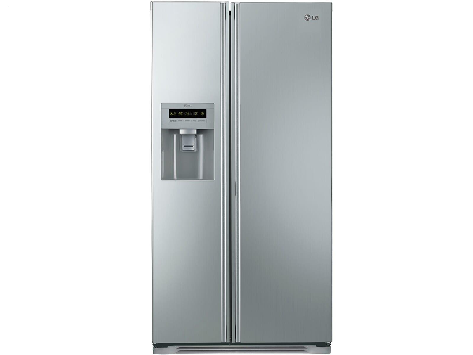 Kühlschrank Lg : Lg kühlschrank mit eiswürfelbereiter side by side kühlschrank