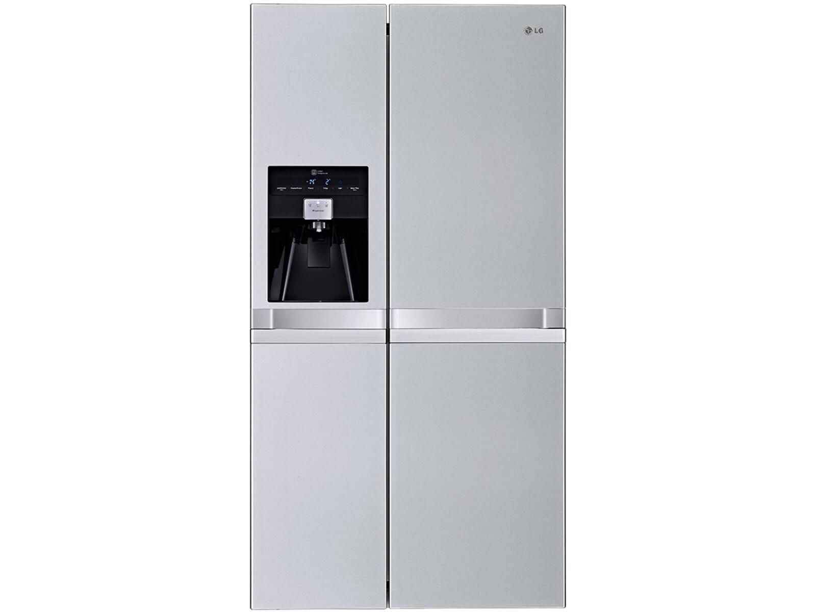 Amerikanischer Kühlschrank General Electric : Kühlschrank mit eisspender general electric amerikanischer