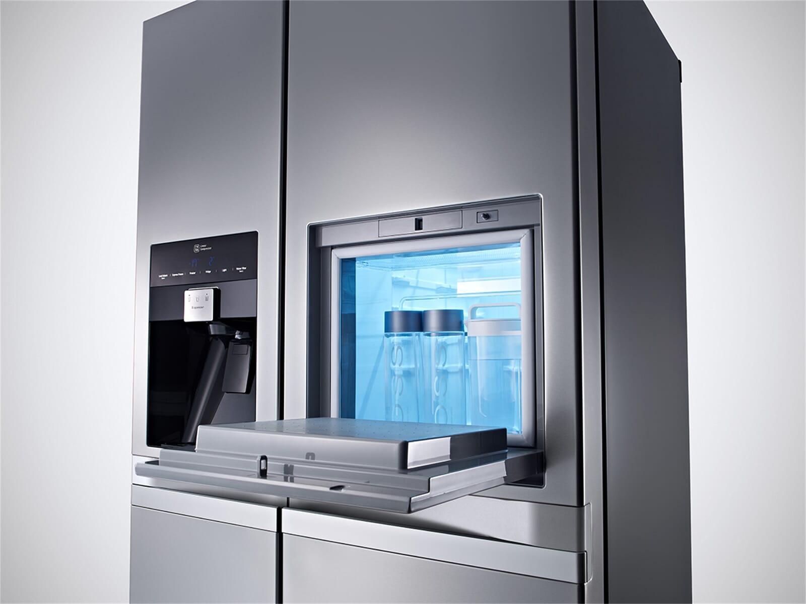 Minibar Kühlschrank Leise : Leiser kühlschrank statussymbol kühlschrank sogar im