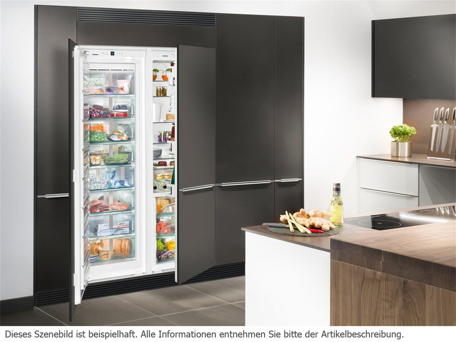 Amerikanischer Kühlschrank Gefrierschrank : Einbau gefrierschrank mit eiswürfelbereiter amerikanischer