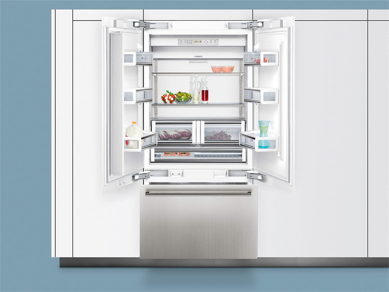 Amica Kühlschrank French Door : Kühlschrank french door liebherr kühlschrank eiswürfelbereiter