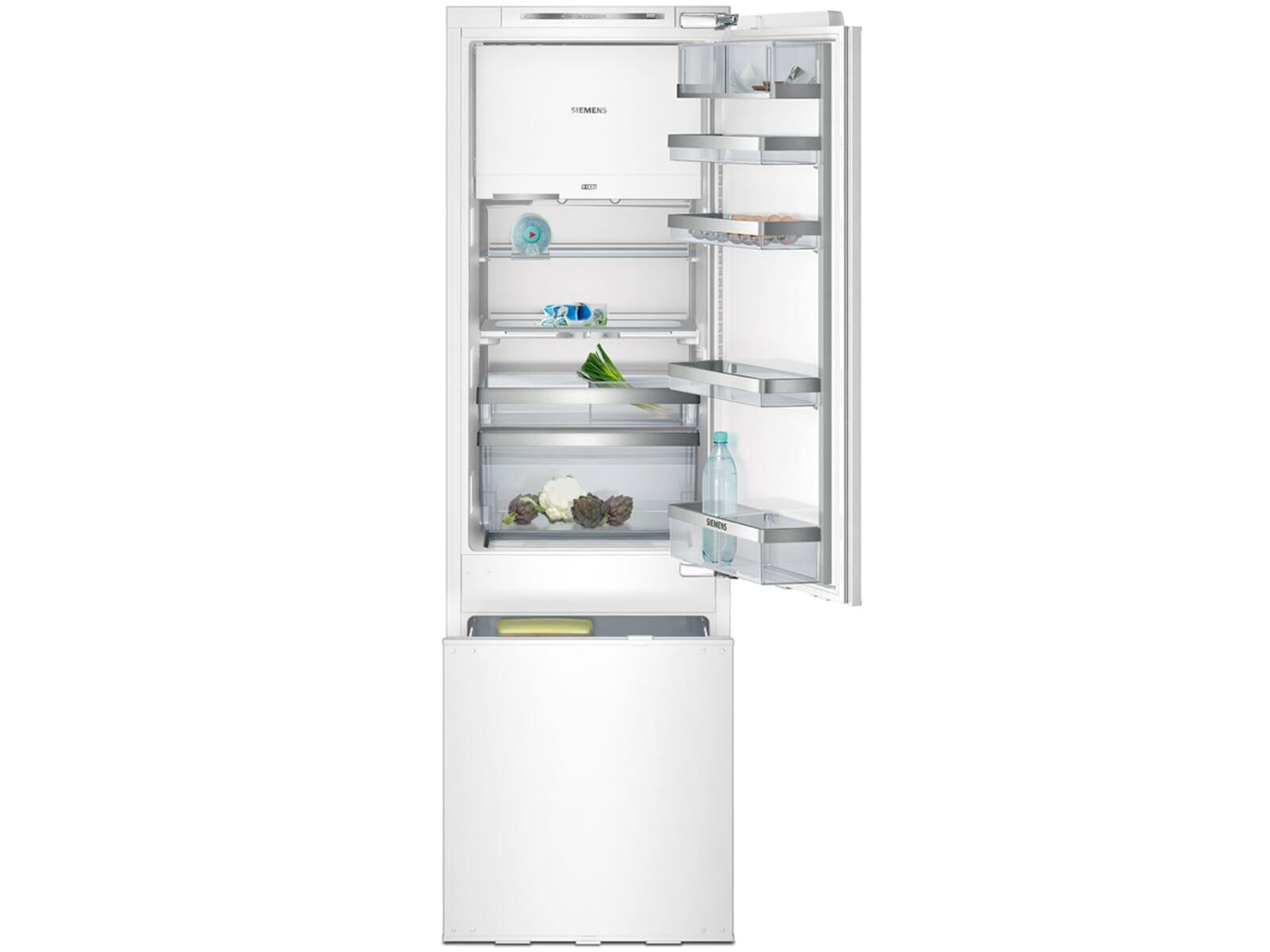 Siemens Kühlschrank Mit Gefrierfach Einbau : Kühlschrank einbau siemens einbau kühlschrank ki 21 raf 30 möbel