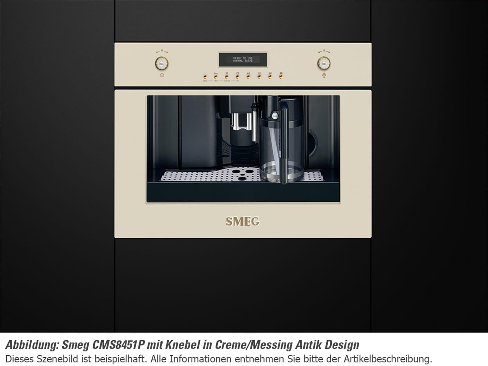 Smeg Kühlschrank Nach Transport : Smeg kühlschrank creme gebraucht espressomaschine smeg ecf bleu