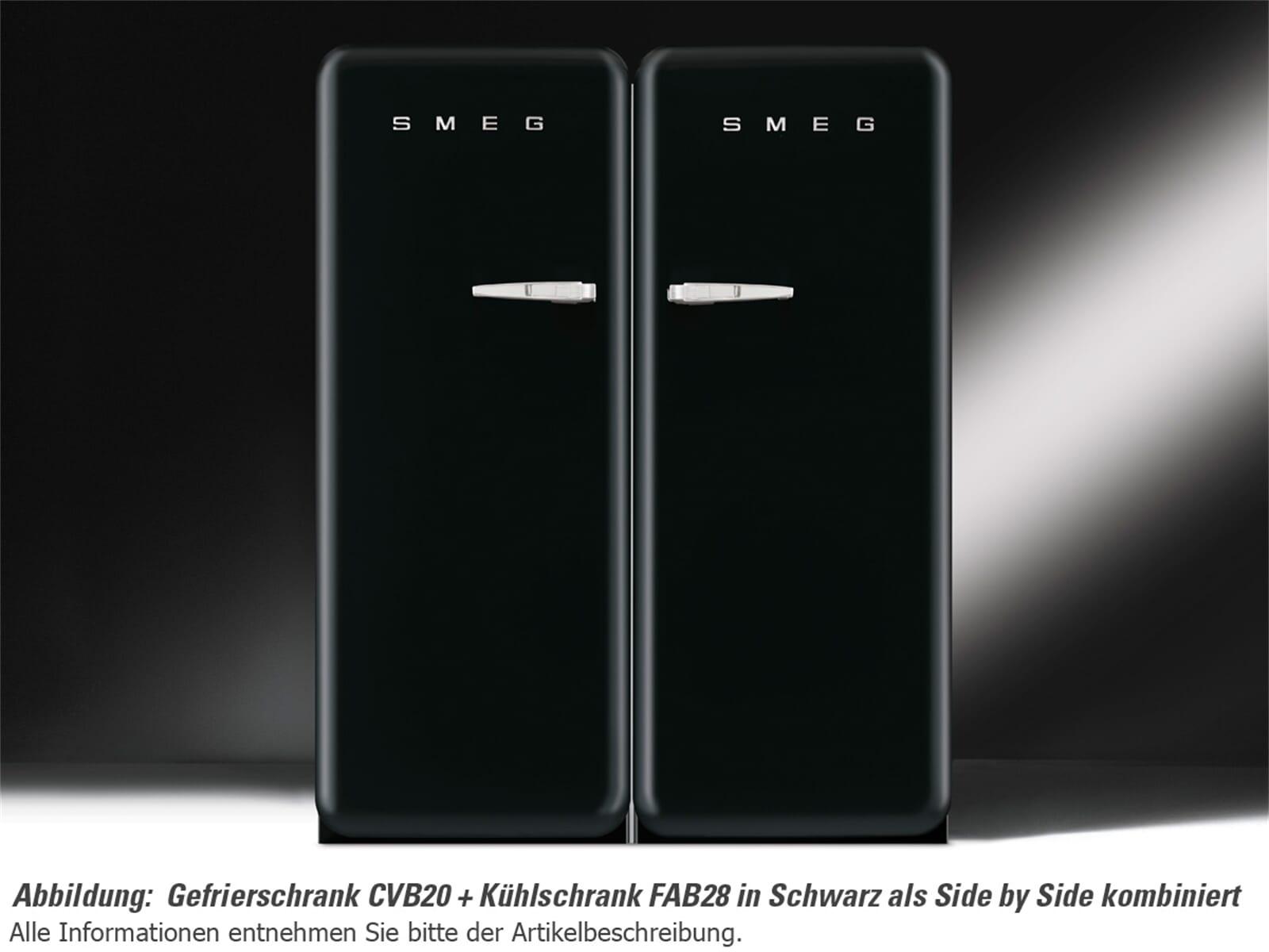 Smeg Kühlschrank Black Velvet : Smeg kühlschrank black velvet smeg fab rrd standkühlschrank rot