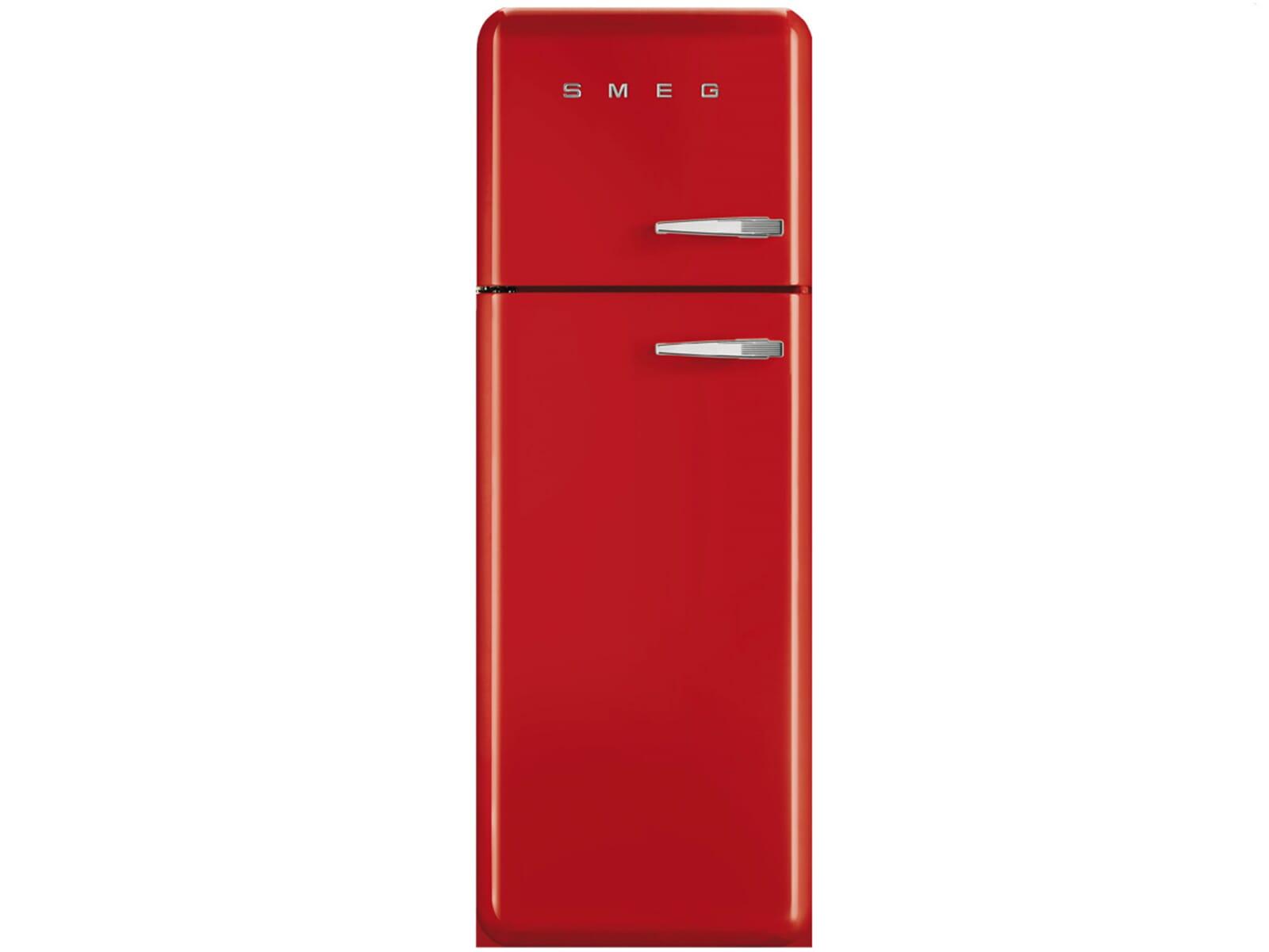 Smeg Kühlschrank Gefrierkombination : Kühl gefrierkombi rot smeg fab32rrd3 kühl gefrierkombination rot