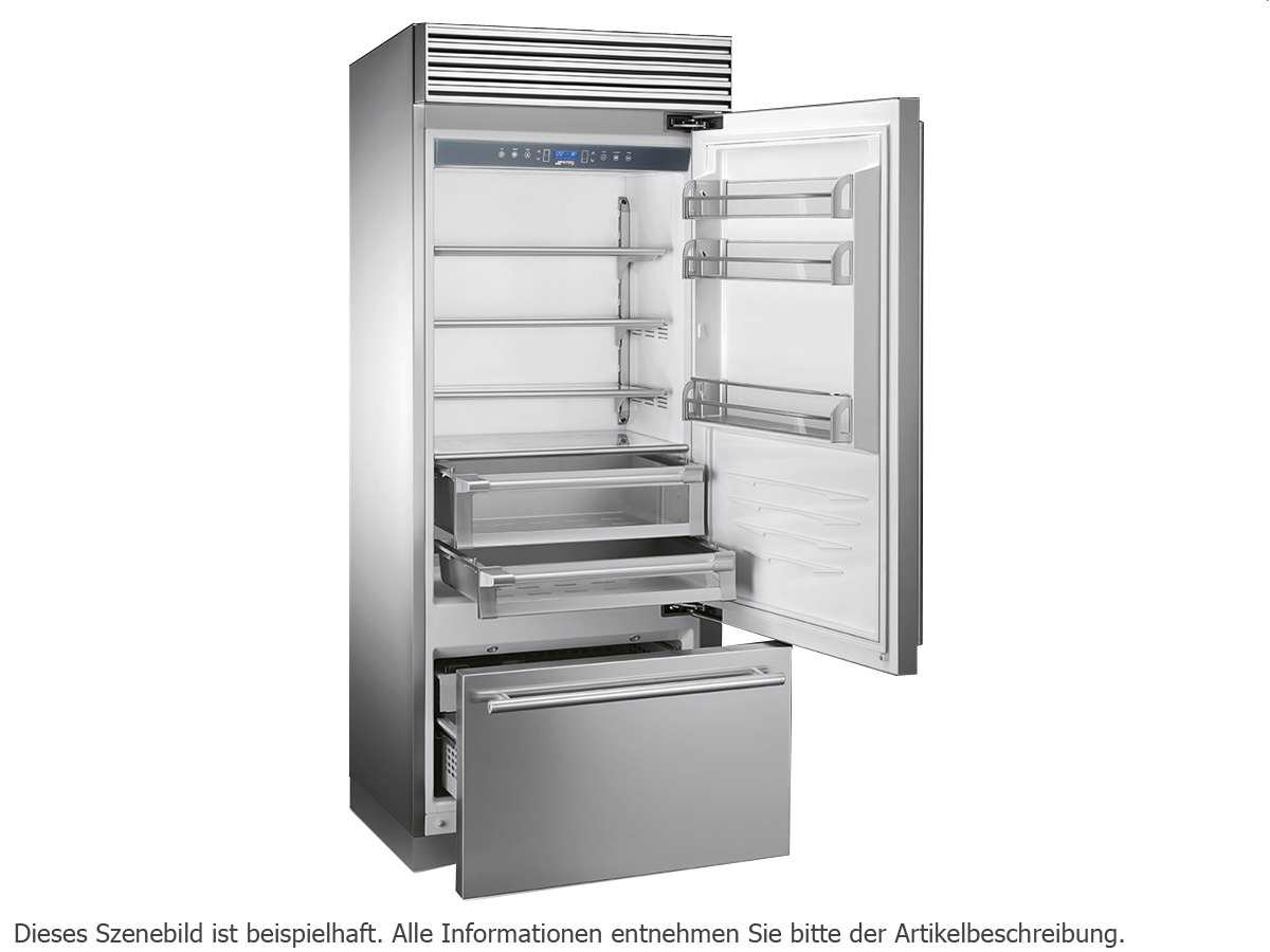 Smeg Kühlschrank Gefrierkombination : Kühl gefrierkombination mit schubladen medion kühl