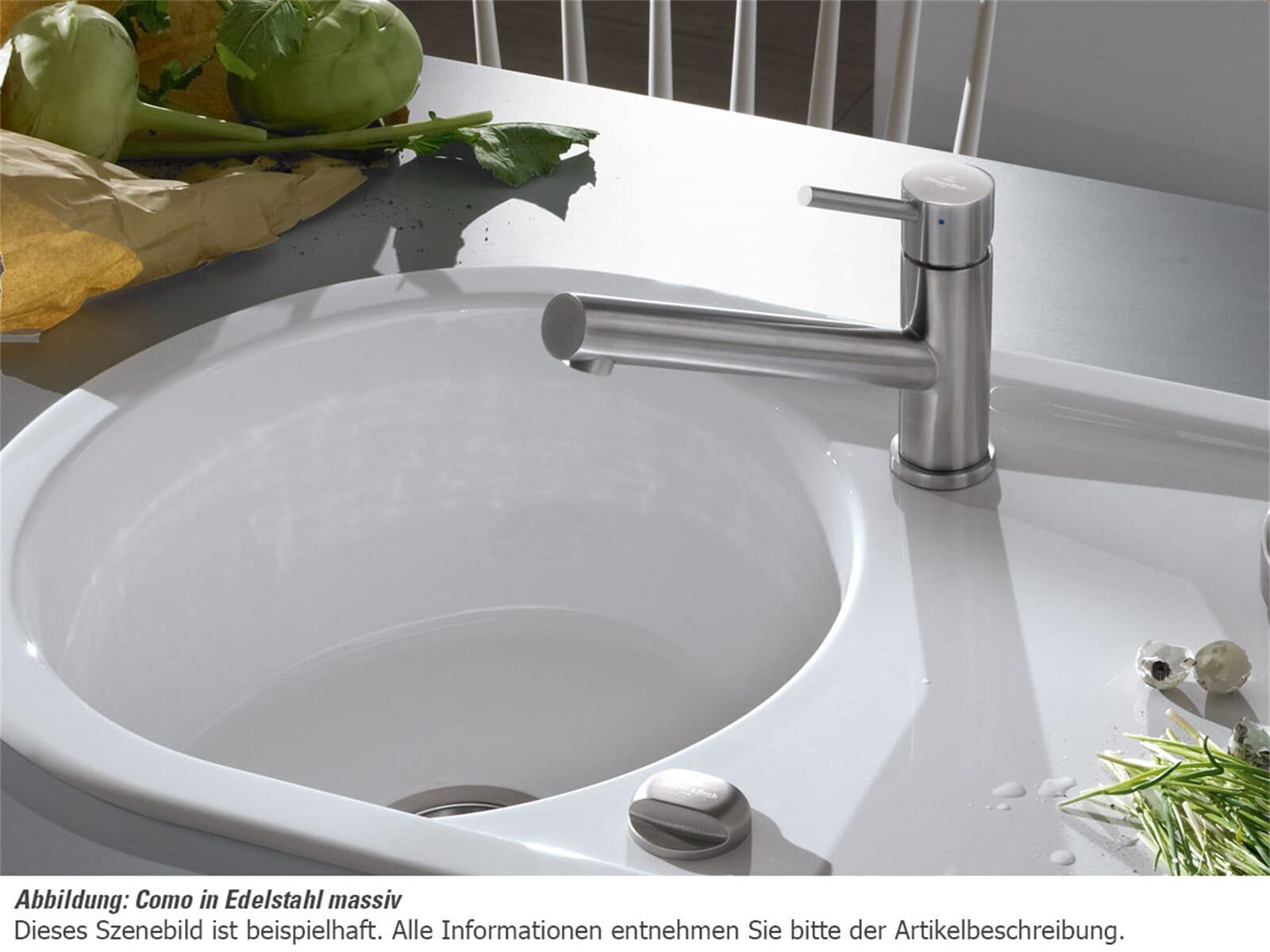 Villeroy Und Boch Mischbatterie Küche   Armatur Küche Weiß Impuls ...
