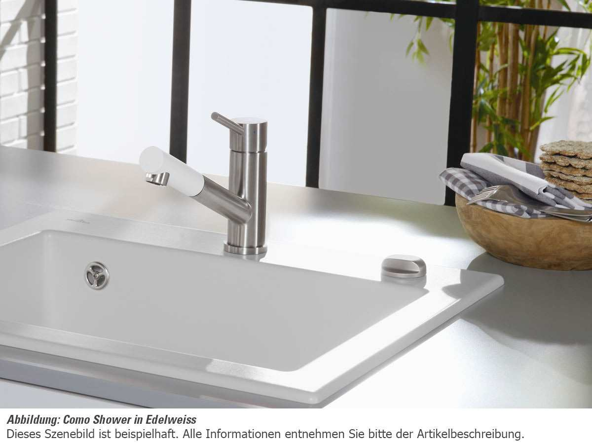 Küche Wasserhahn Braun Villeroy And Boch Como Shower Timber Braun Hochdruck Armatur