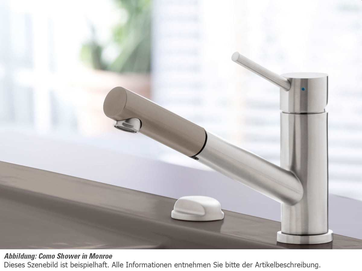 Brauner Wasserhahn Küche Villeroy And Boch Como Shower Timber Braun Hochdruck Armatur