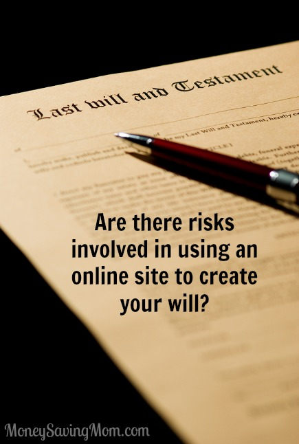 Ask Jesse Are there risks involved in using an online site to