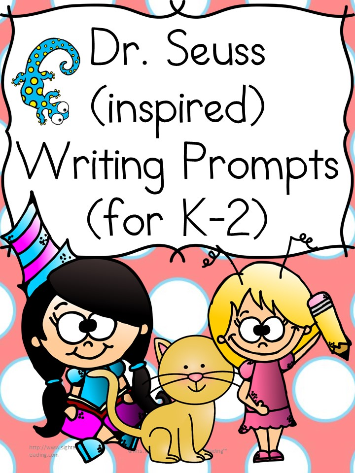 Free Printable Dr Seuss Inspired Writing Prompts - Money Saving Mom