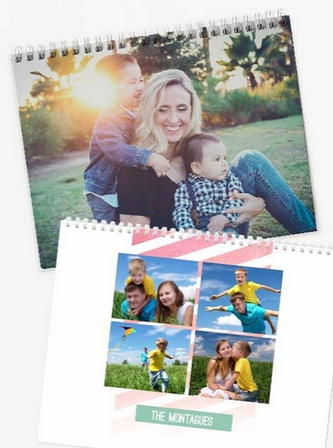 Target Photo Personalized Calendar just $699 shipped (Reg $20