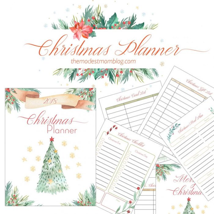 Free Printable Christmas Planner - Money Saving Mom®  Money Saving Mom®