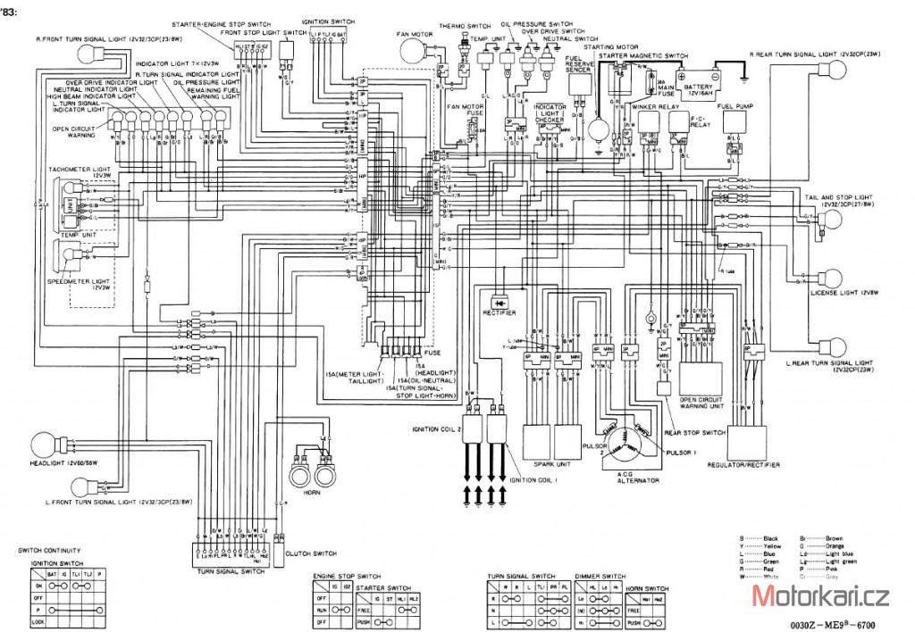 honda shadow 600 wiring diagram