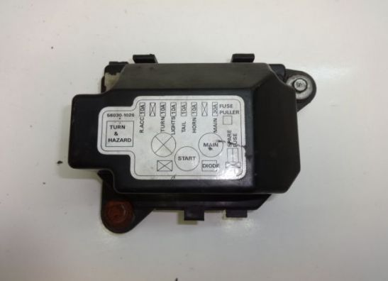Search results for Fuse box Kawasaki GPZ 750 all manufacturing years