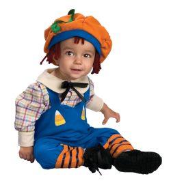 Small Of Baby Pumpkin Costume