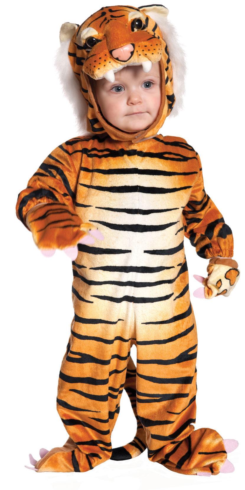 Toddler Orange Tiger Kids Costume Mr Costumes
