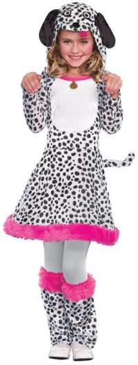 Seeing Spots Puppy Dog Kids Costume
