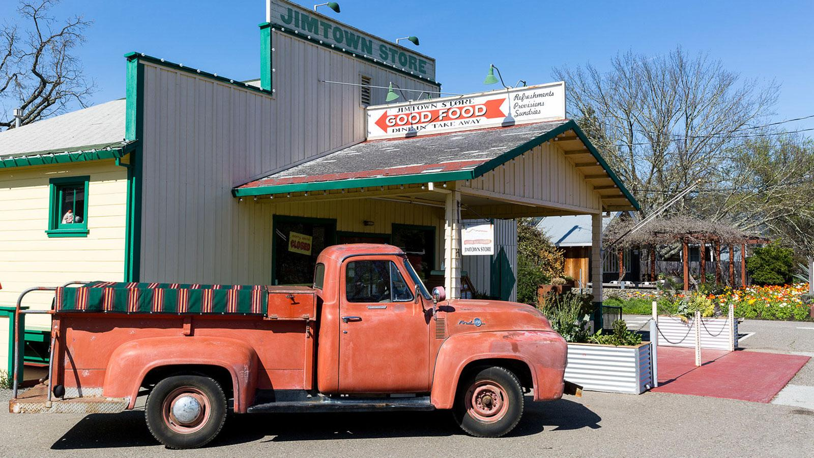 Food Truck Cucina Greca Travel Tip Top Places To Eat And Drink In Sonoma S Healdsburg