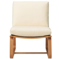 LIVING DINING SOFA CHAIR W55xD78xH77cm | MUJI