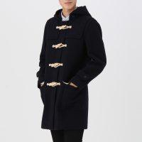 Muji Duffle Coat - Coat Racks