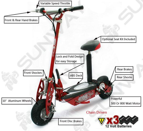 110 Razor Wiring Diagram Quanmin Universal Hoverboard Two Wheel Car Self Balancing