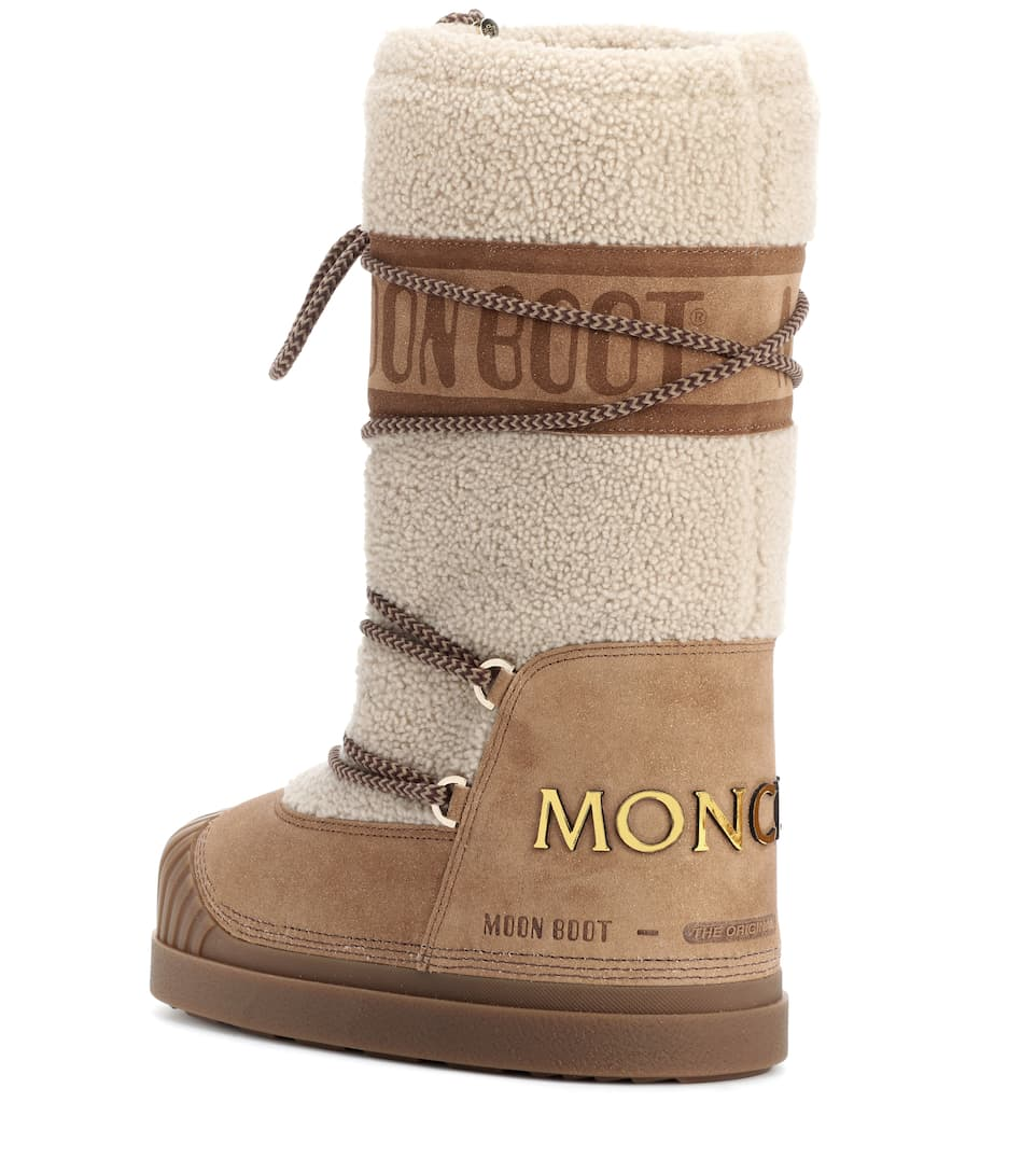 X Moon Boot R Ankle Boots Moncler Mytheresa