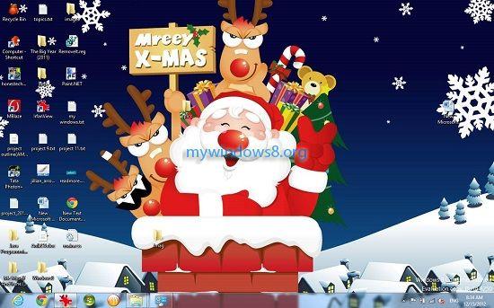 Christmas Themes for Windows 10, Windows 8/81, Windows 7 - christmas themes images