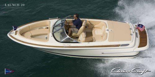 Launch 20 - Chris Craft - PDF Catalogs Documentation Boating